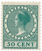 Holland 1924/1926 - NVPH 161 - Ubrugt