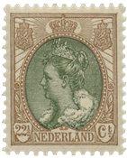 Pays-Bas 1899/1921 - NVPH 70 - Neuf avec charnières