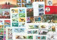 Corée du Nord - 73 bloc-feuillets différents avec 259 timbres