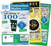 Postimerkkien Maailma - LPG201