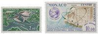 Monaco 1962/1963 - YT PA79/80 - Neuf