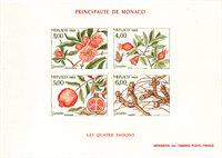 Monaco 1989 - YT BF44 - Neuf