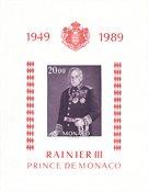 Monaco 1989 - YT BF45 - Neuf