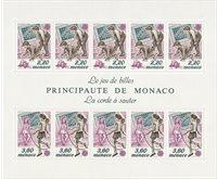 Monaco 1989 - YT BF46 - Neuf