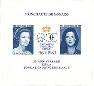 Monaco 1989 - YT BF48 - Neuf