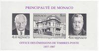 Monaco 1987 - YT BF39a - Postfrisk