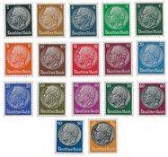Empire Allemand 1933 - Michel 512/528 - Neuf