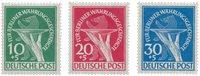 Allemagne/Berlin 1949 - Michel 68/70 - Neuf avec charnières