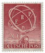 Germany/Berlin 1950 - MICHEL 71 - Unused