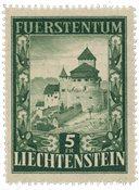 Liechtenstein 1952 - Michel 309 - Neuf