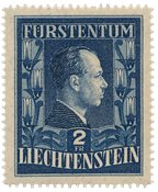 Liechtenstein 1951 - Michel 304B - Neuf