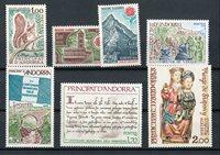 Andorre français 1978 - YT 267/273 - Neuf