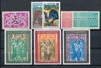 Andorre français 1971 - YT 209/216 - Neuf