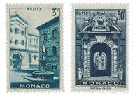 Monaco 1951 - YT 369/370 - Neuf