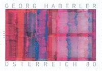 Autriche - Georg Haberler - Timbre neuf