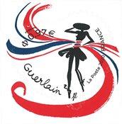 France - Ruban Guerlain - Timbre neuf adhésif