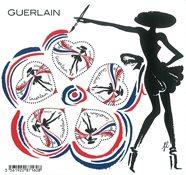 Frankrig - Guerlain - Postfrisk miniark