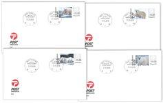 Frankeringsmærker 2019 - FDC/1