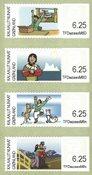 Franking labels 2009 - Mint - Set