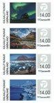 Frankeringsmærker 2018 - Postfrisk - Sæt