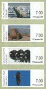 Franking labels 2011 - Mint - Set
