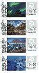 Frankeringsmærker 2018 - Dagstemplet - Sæt