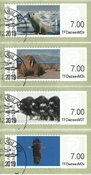 Franking labels 2011 - Date cancellation - Set