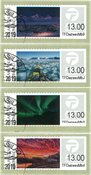 Franking labels 2017 - Date cancellation - Set