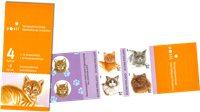 Finland - Katte - Postfrisk frimærkehæfte