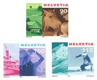 Suisse - Tourisme - Série neuve 3v