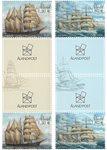 Åland Islands - Sailing Ships Mozart & Viking - Gutterpair mint