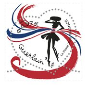 France - Ruban Guerlain - Timbre neuf