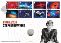 Great Britain - Stephen Hawking - Numiscover