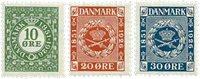 Danemark 1926 - AFA 154-56 - Neuf sans ch.
