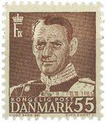 Danmark 1951 - AFA 327 - Postfrisk