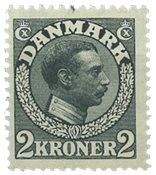 Danmark 1913 - AFA 76 - Ubrugt