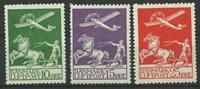 Danemark - AFA 144-145-146 neuf avec ch.