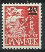 Færøerne - AFA 4 postfrisk