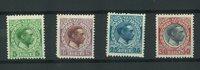 Antilles danoises - AFA 44+46+48-49 neuf sans ch.