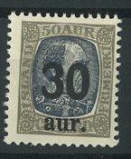 Islande 1921-22 - AFA 112 - Neuf sans ch.
