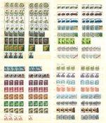 Allemagne de l'Ouest - Collection 1981-1986