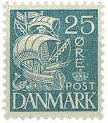 Danmark 1933-34 - AFA 205 - Postfrisk