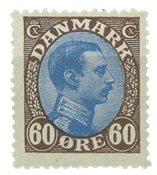 Danmark 1918-20 - AFA 107 - Postfrisk