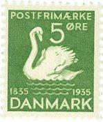 Danmark 1935 - AFA 223 - Postfrisk