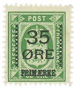 Danmark 1912 - AFA 62 - Postfrisk
