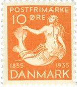 Danmark 1935 - AFA 225 - Postfrisk