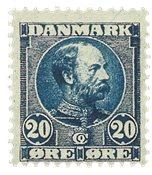 Danmark 1904 - AFA 48a - Postfrisk