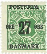 Danmark 1918 - AFA 88 - Postfrisk