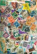 Egypte - 1164 timbres obl. différents