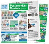 Postimerkkien Maailma - LPG202